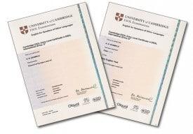 certificats schools