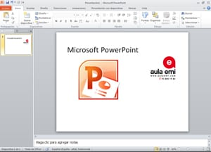 powerpoint curs aulaemi