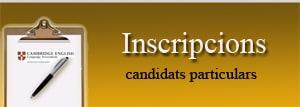 boto inscripcions examens candidats particulars